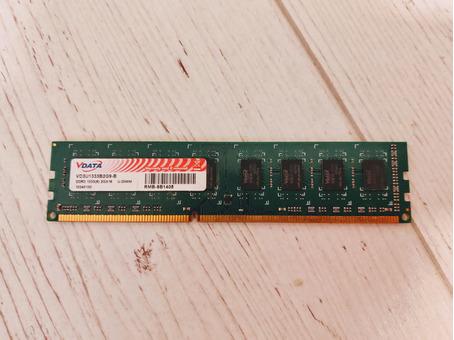 Отдам планку памяти на 2 Gb DDR3