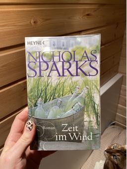 Nicholas Sparks Zeit im Wind