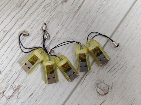Адаптер USB для MicroSD