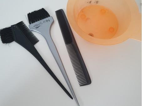 Набор для окрашивания волос парикмахерский