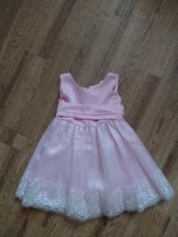 Платье размер 90